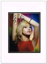 Pixie Lott Autograph Signed Photo